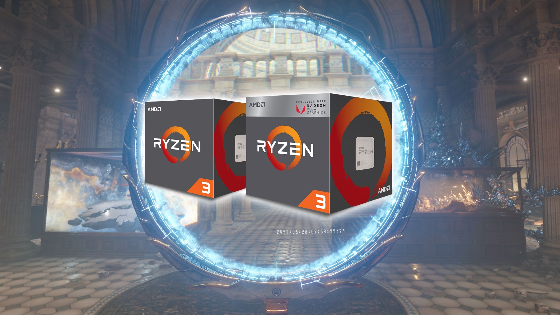 Amd Ryzen 5 2400g 3dmark Performance Leak Ahead Of Launch With Radeon Rx Vega 11 Graphics