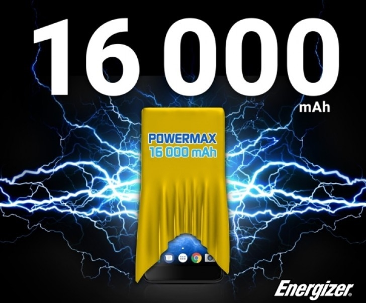 Energizer Power Max P16K Pro Features the World's Largest Battery in a Phone & Gets a Premium Display Too