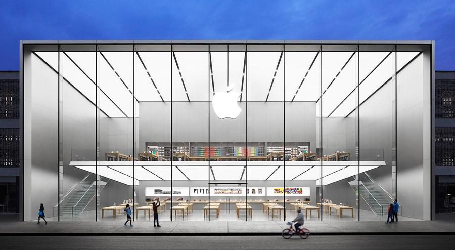 Apple закрывает все магазины за пределами Китая до 27 марта