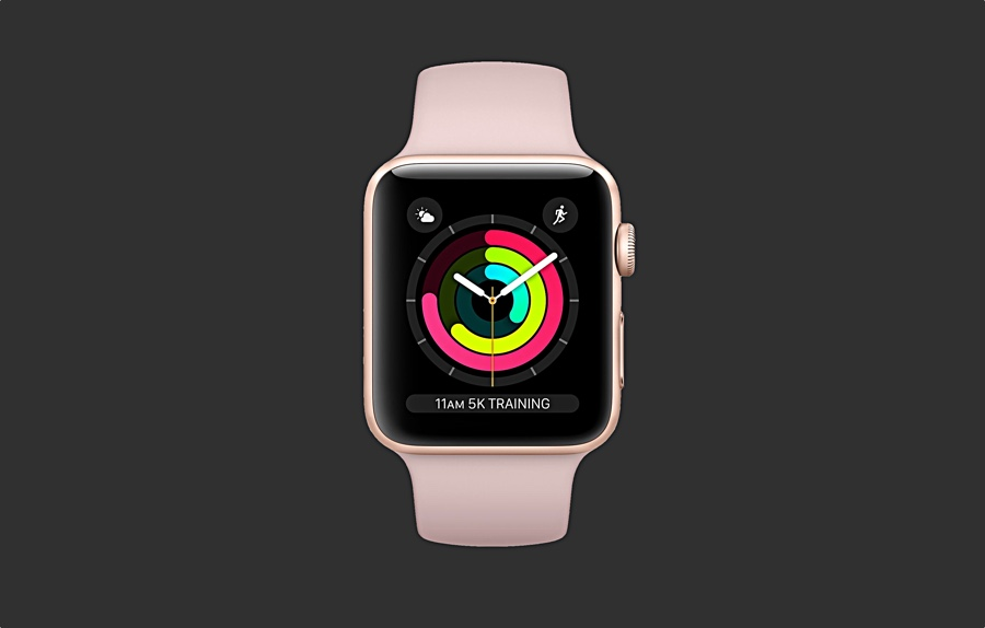 Official Apple Watch Series 3 Refurbished Models Now