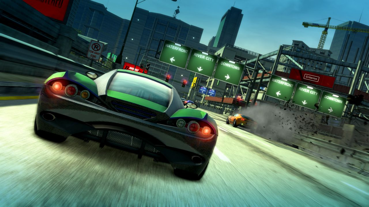 Burnout Paradise Remastered Won't Feature Microtransactions