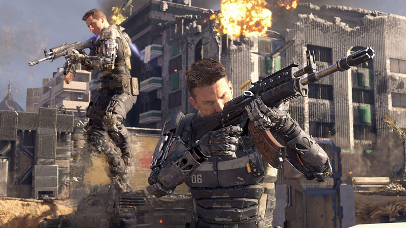 Call of Duty Black Ops 4 Is This Year's Entry In The ...