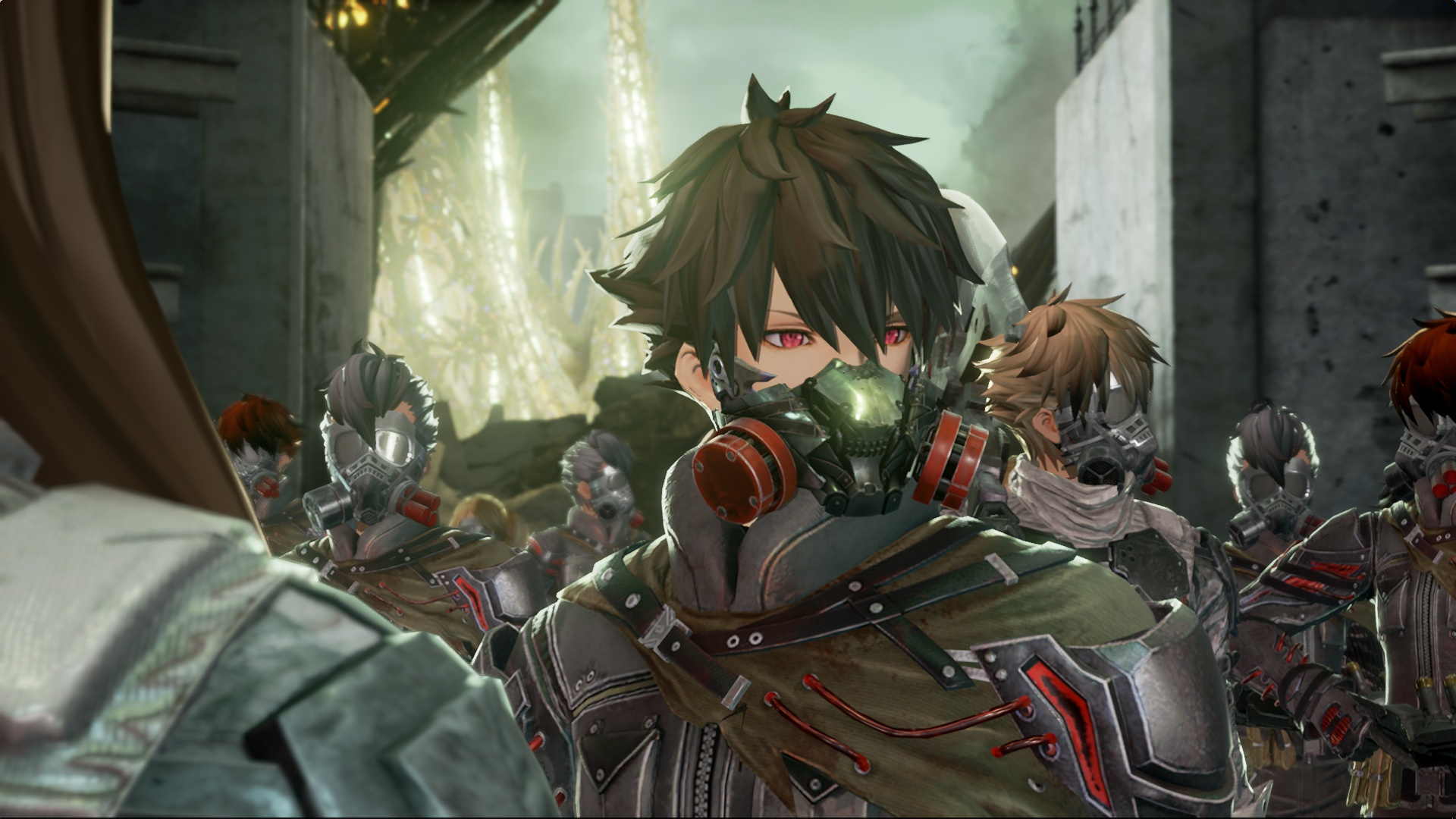 Code Vein Pc Consoles Release Date Confirmed New Trailer