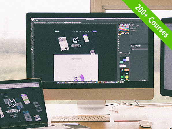 eduCBA Design & Multimedia Lifetime Subscription Bundle