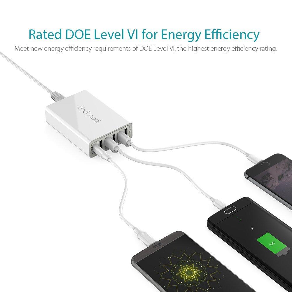 dodocool-desktop-charger-5