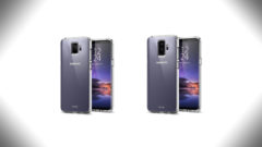 Galaxy S9 lilac purple color leak