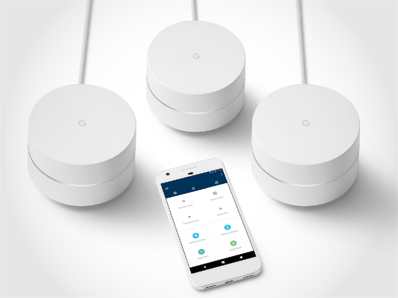 Google Wifi Mesh Pack 3 Router Pack Is Now More
