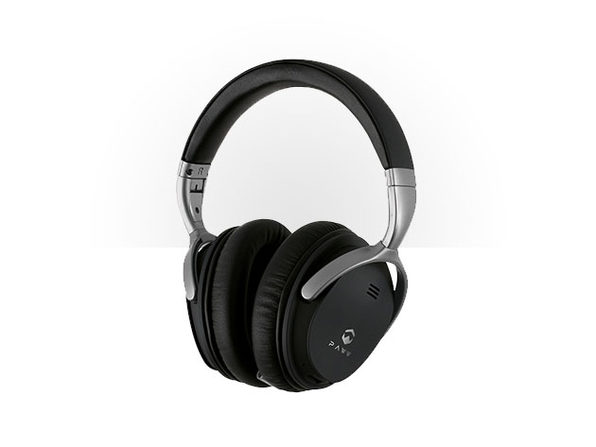 Paww WaveSound 2.1 Low Latency Bluetooth 4.2 Over Ear Headphones