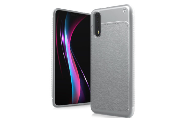 Huawei P20 Plus Case Renders Reveal Improved Smartphone Photography