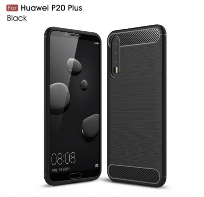 Huawei P20 Leak Highlights Bezel Less Design and No Physical Volume Controls