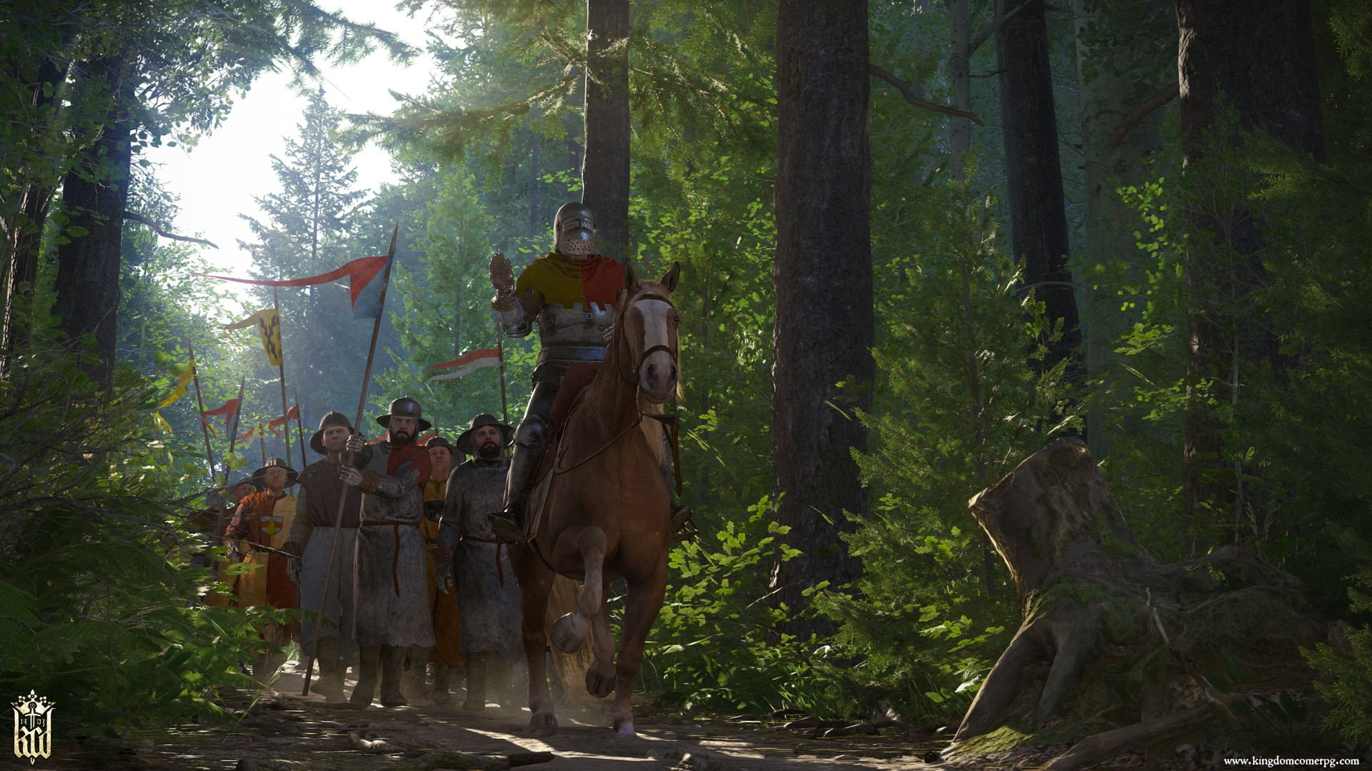 Kingdom Come Deliverance Runs Best On Xbox One X According To Technical Ysis