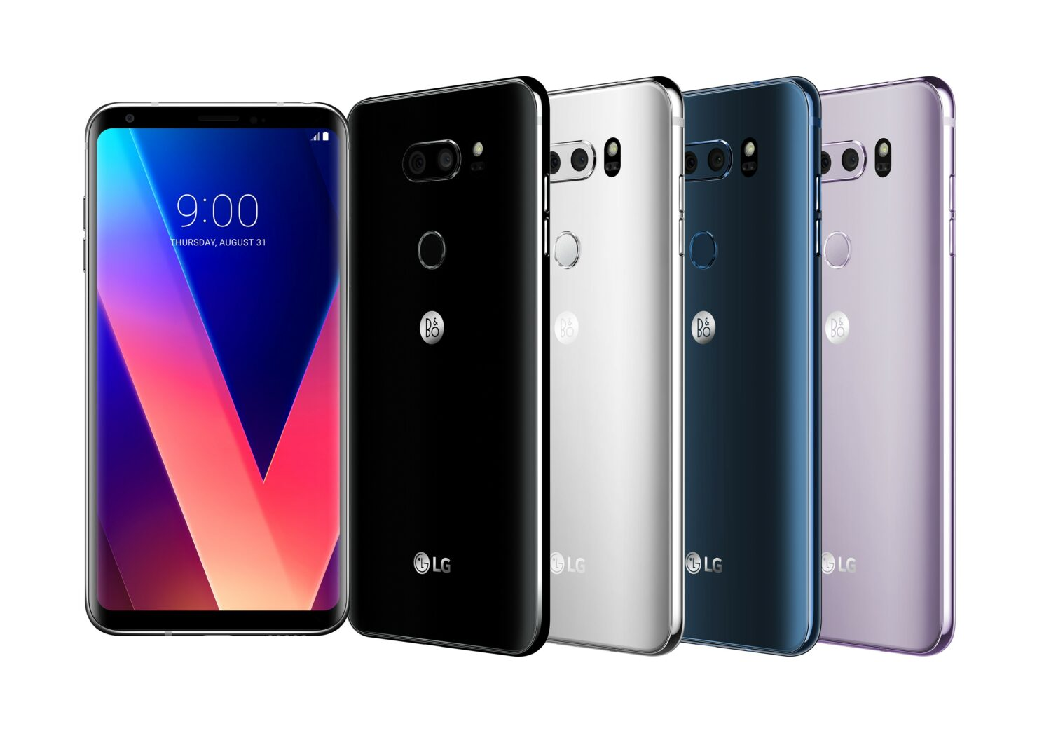 LG V30 new AI features MWC 2018