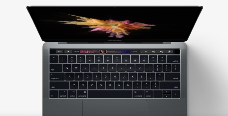 customize Touch Bar