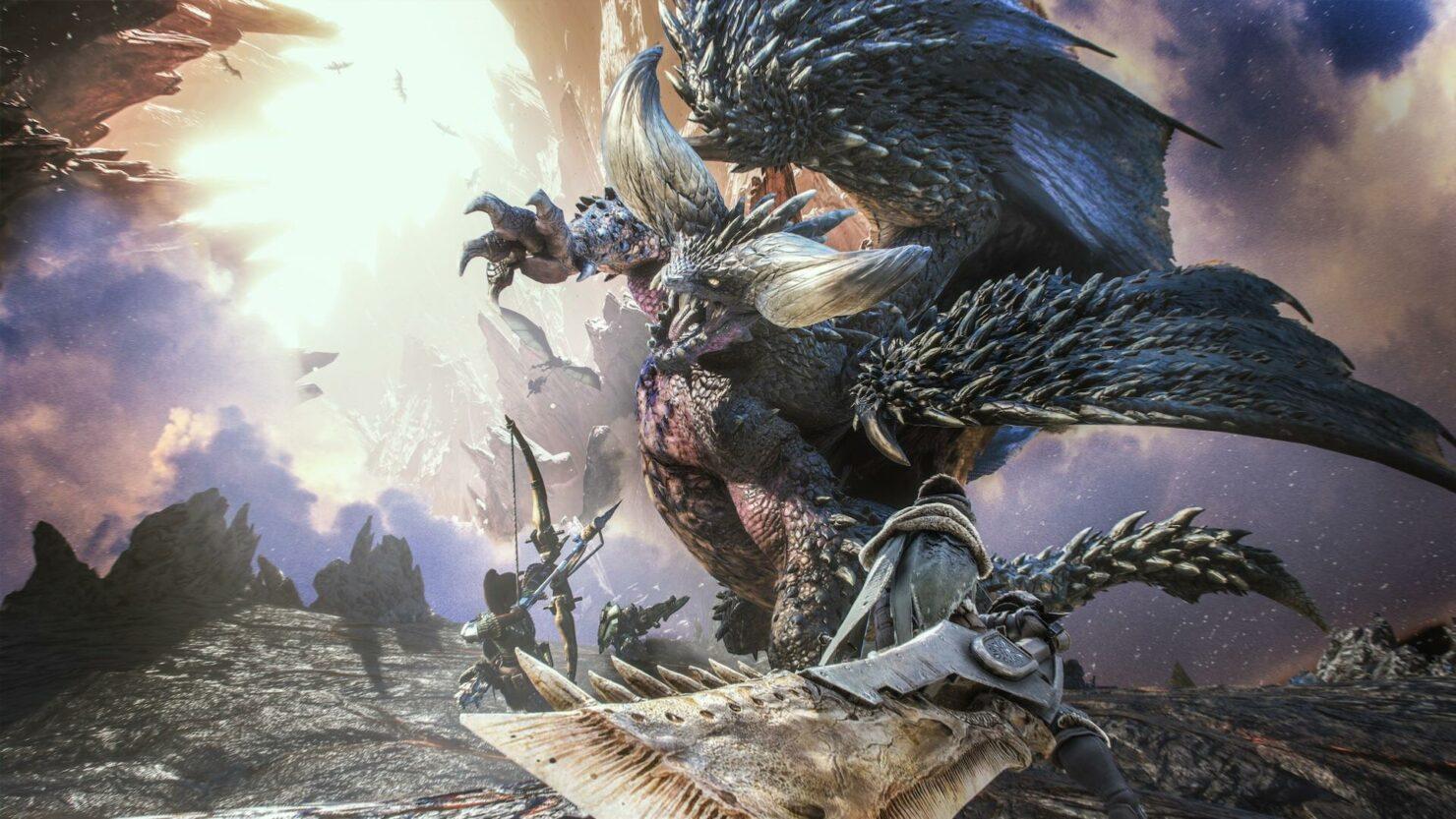 Monster Hunter World update 5.1