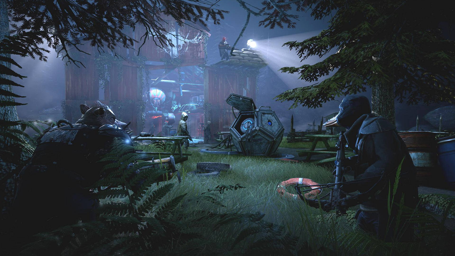 Mutant Year Zero: Road to Eden Has Higher Max Resolution on