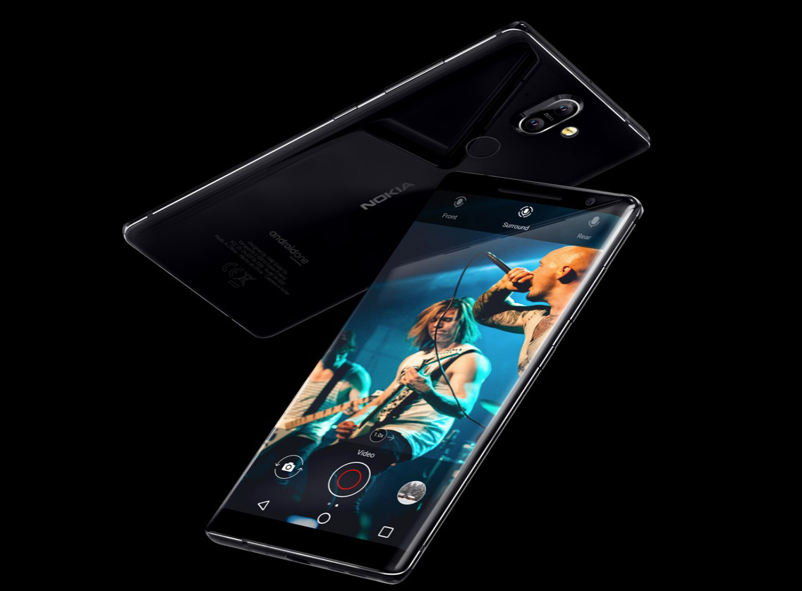 Moving Company Reviews >> Nokia 8 Sirocco Officially Announced - Specs, Features, Pricing Details