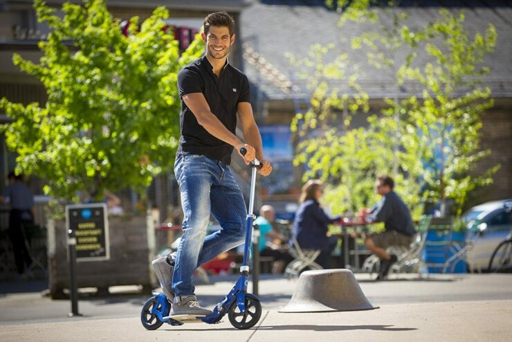 Android Powered Scooters??