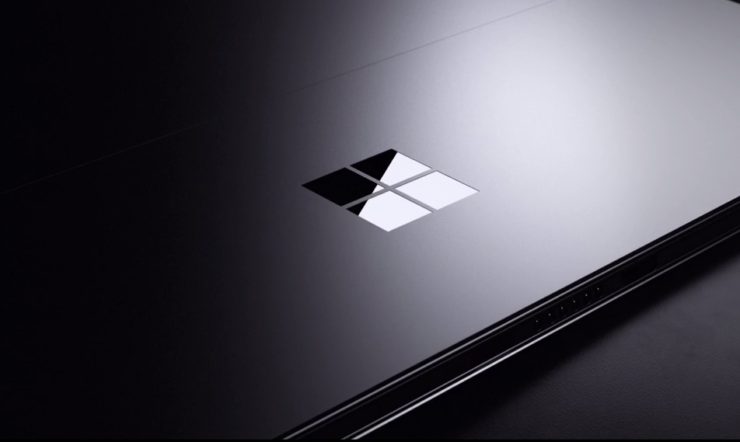 Microsoft Surface devices sales declining