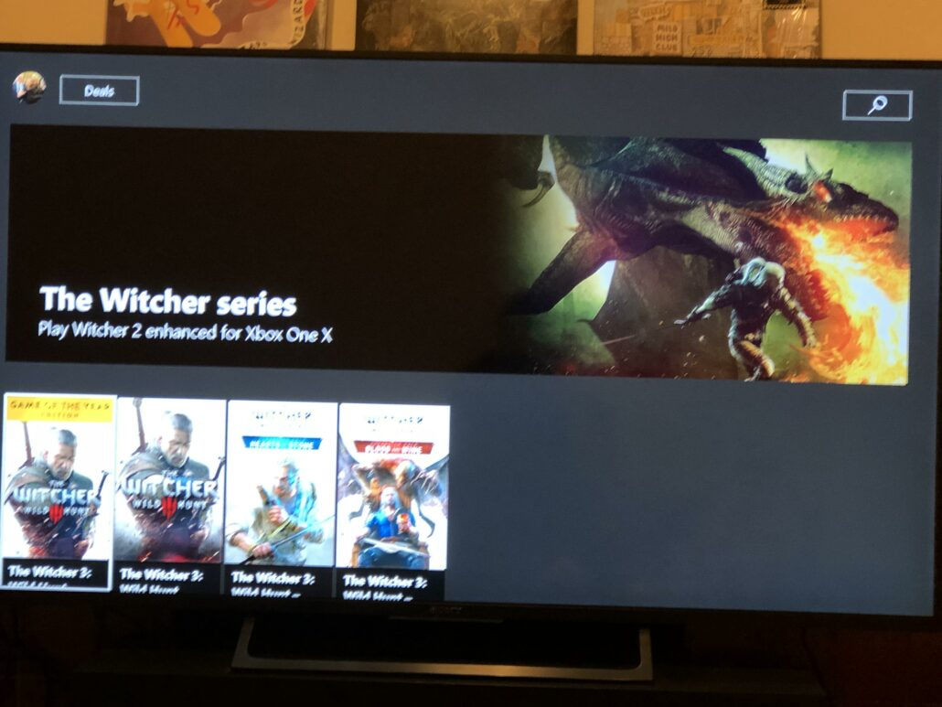 how to get the xbox one x enhanced 360 games