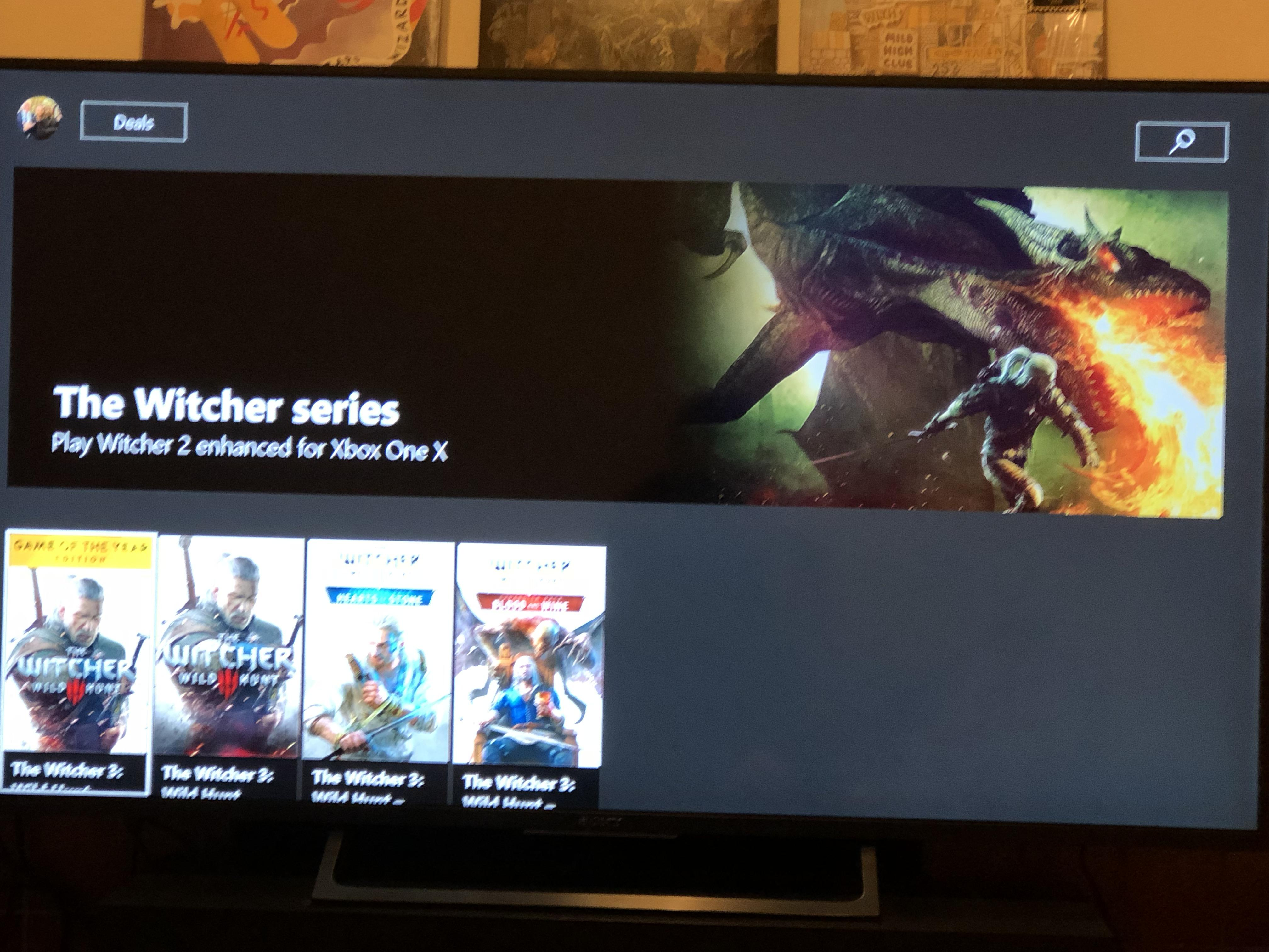 The Witcher 2 Assassins Of Kings To Get Xbox One X Enhanced