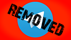 telegram-messenger-removed