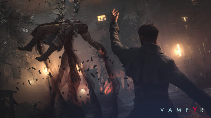 Vampyr patch pc ps4 xbox