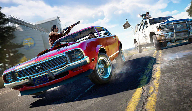 The Far Cry Franchise Has Always Put A Heavy Emphasis On Vehicular Mayhem But Upcoming 5 May Push Things Further Than Ever Before