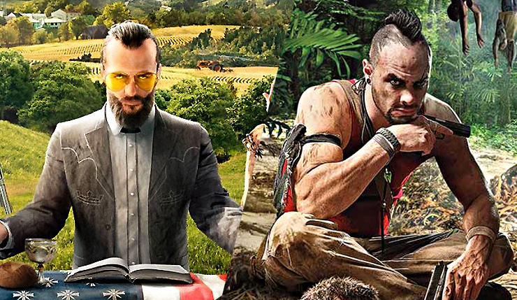 Far Cry 5 Season P Will Take You To Vietnam And Mars Includes A Copy Of 3