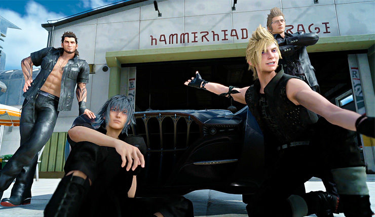 NVIDIA's Latest Game Ready Drivers Offer Boosts for Final Fantasy XV