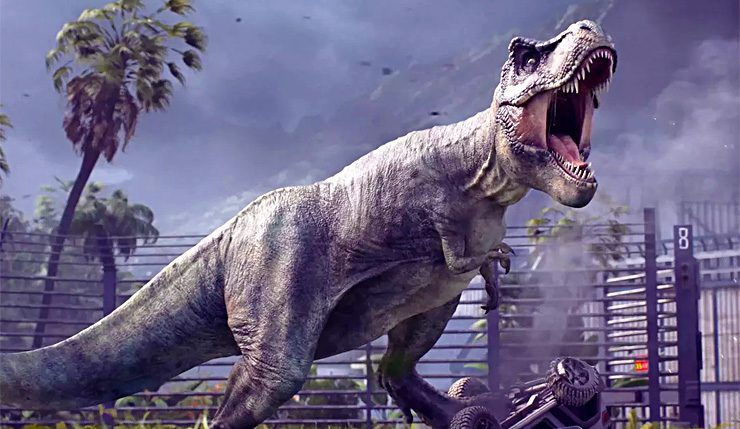 Jurassic World Evolution Release Date
