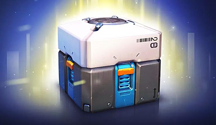 ESRB lootbox CAPCOM