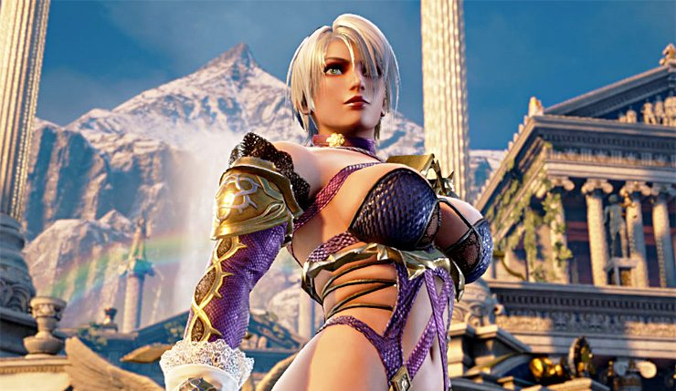 SoulCalibur VI Open Beta Kicks Off Today on Xbox One/PS4, Includes