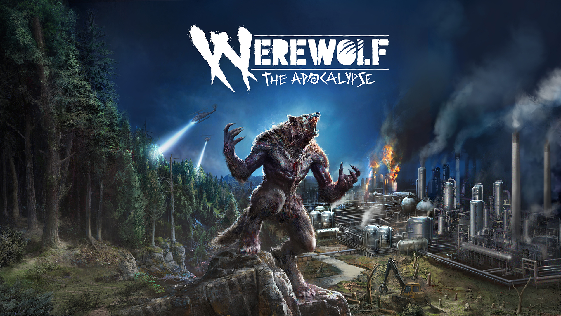 New Rpg Games 2020.Bigben Acquires Publishing Rights To Werewolf The