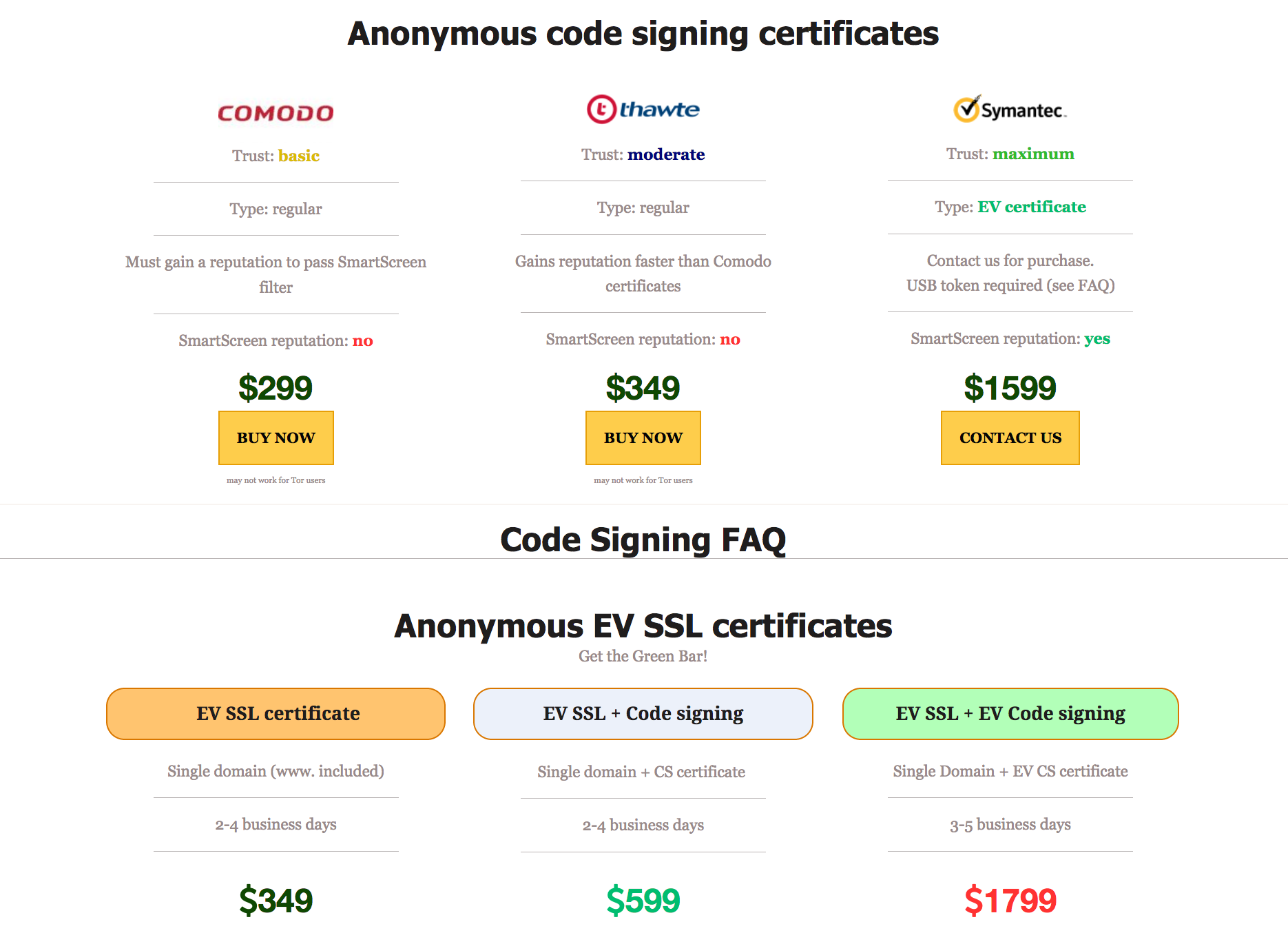 Hackers can buy counterfeit code signing certificates for as low comodo certificates 1betcityfo Choice Image