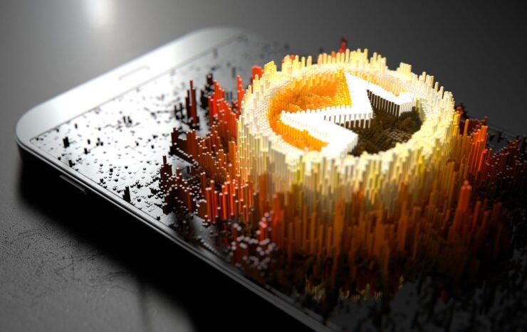 Android malware cryptojacking