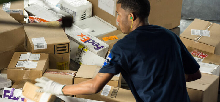 fedex hack amazon