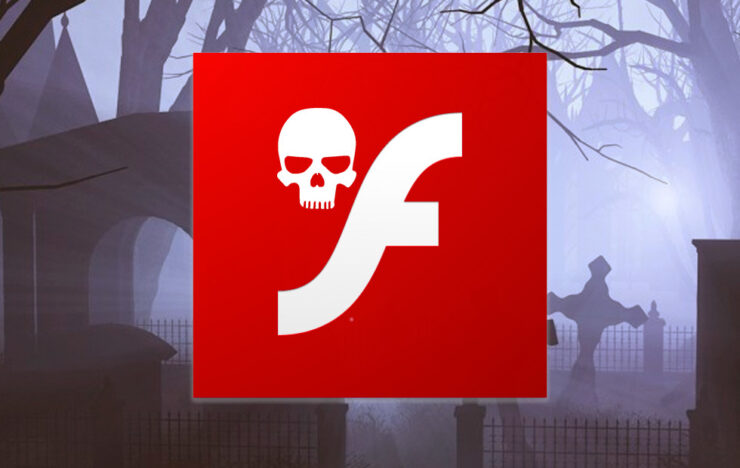 adobe flash player dead