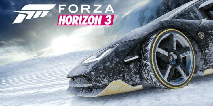 forza horizon 3 xbox one x patch