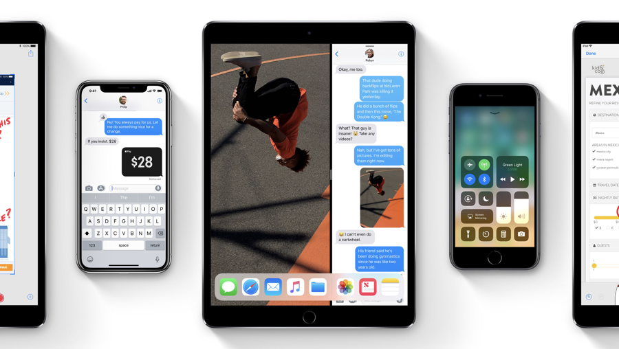 iOS 11 3 Fixes Bug That Allowed Apps to Log Keystrokes Entered in