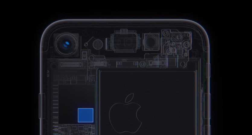 Apple iPhone NAND Chinese supplier