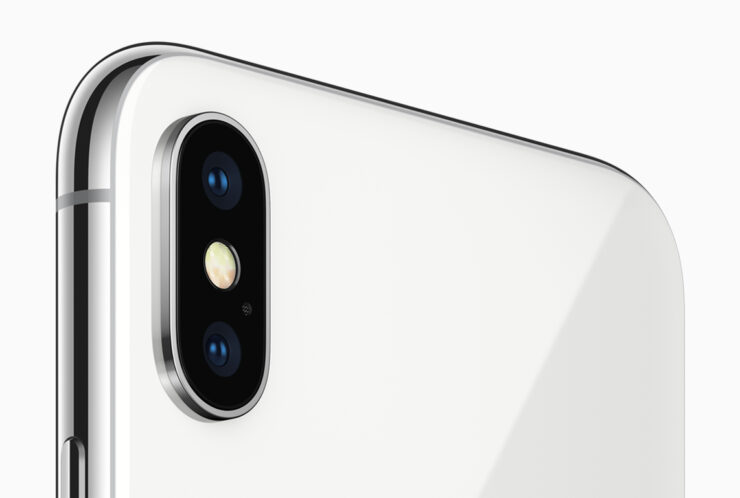 iPhone X Features the Best Smartphone Camera