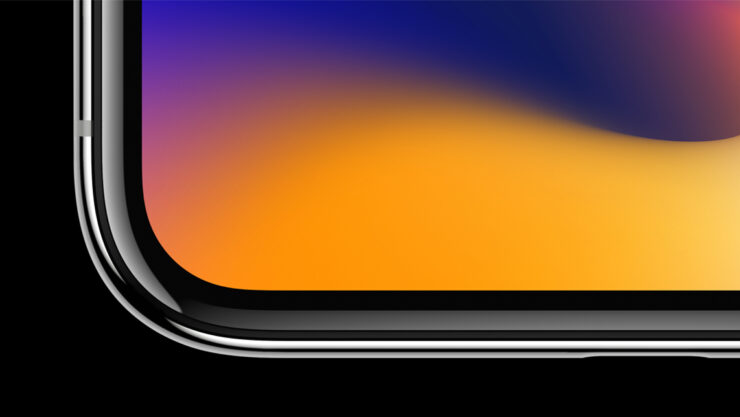 iPhone LCD model 100 million 2018