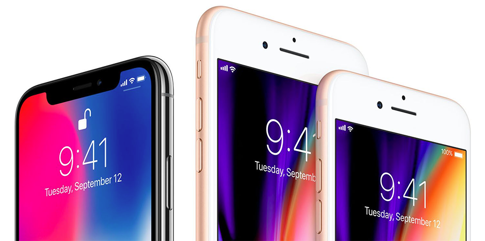 iPhone 8, iPhone 8 Plus & iPhone X Will Not Experience Performance and Battery Problems Thanks to 'Hardware Updates'