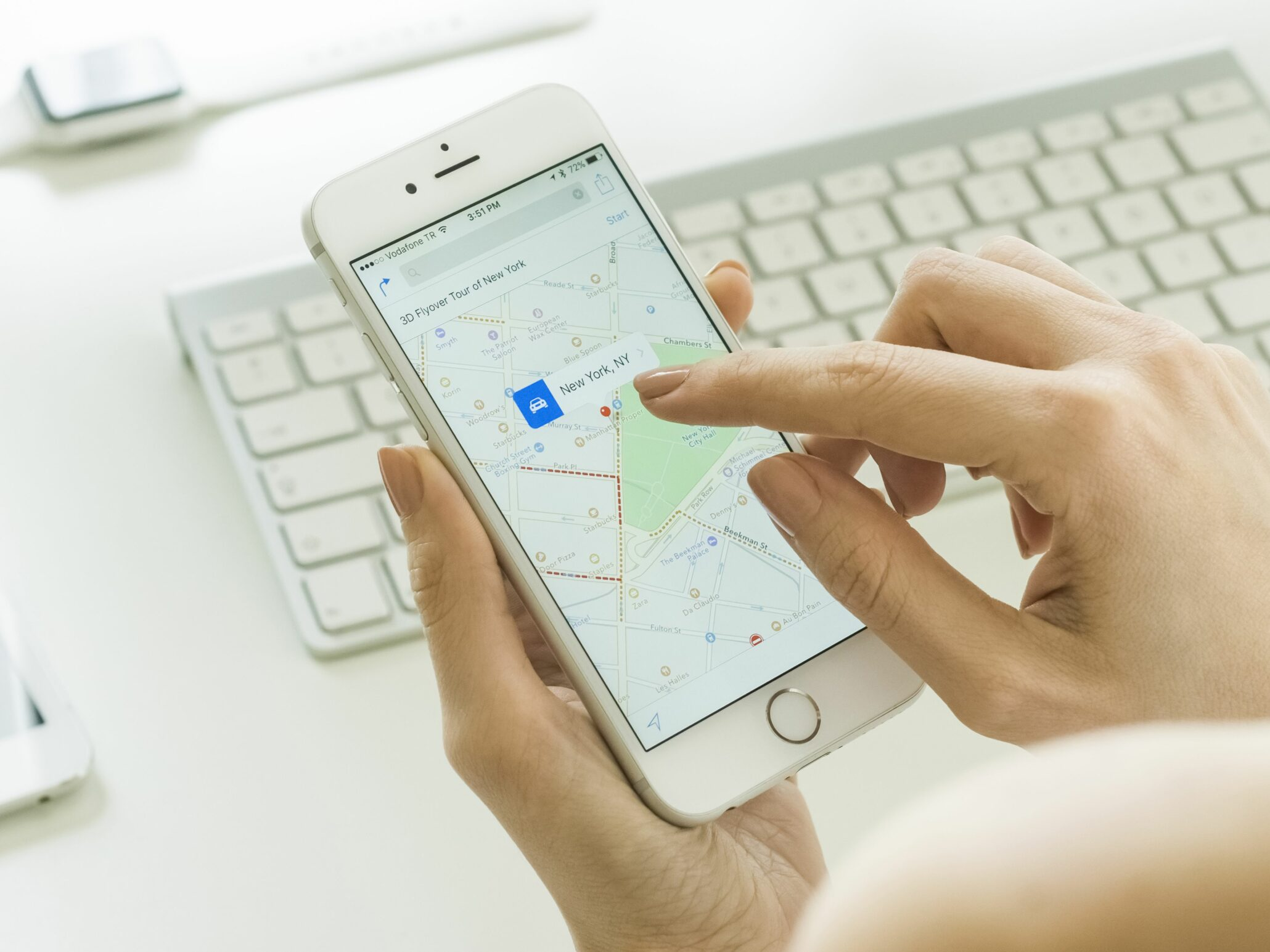 Phones Can Be Used to Track You Even with GPS & Location Turned Off