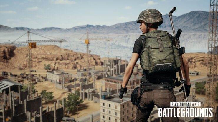 Xbox One PUBG Patch 10