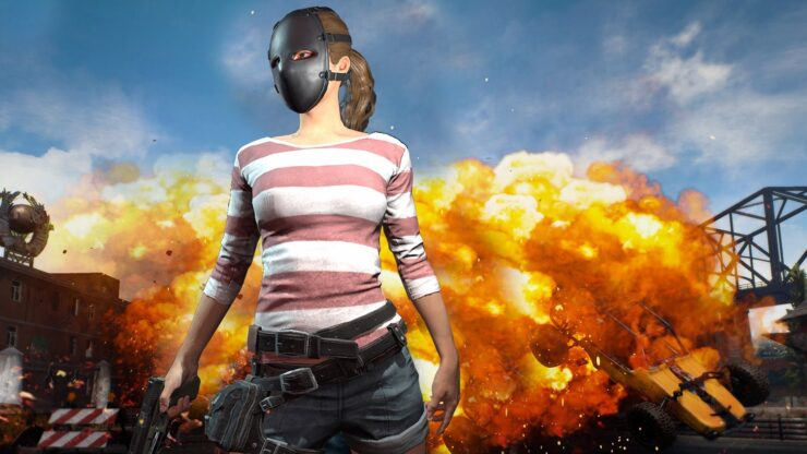 Pubg Mobile Helmet Wallpaper Pubg Pubgwallpapers: PUBG Xbox One Patch 9 Prioritizes On Optimization