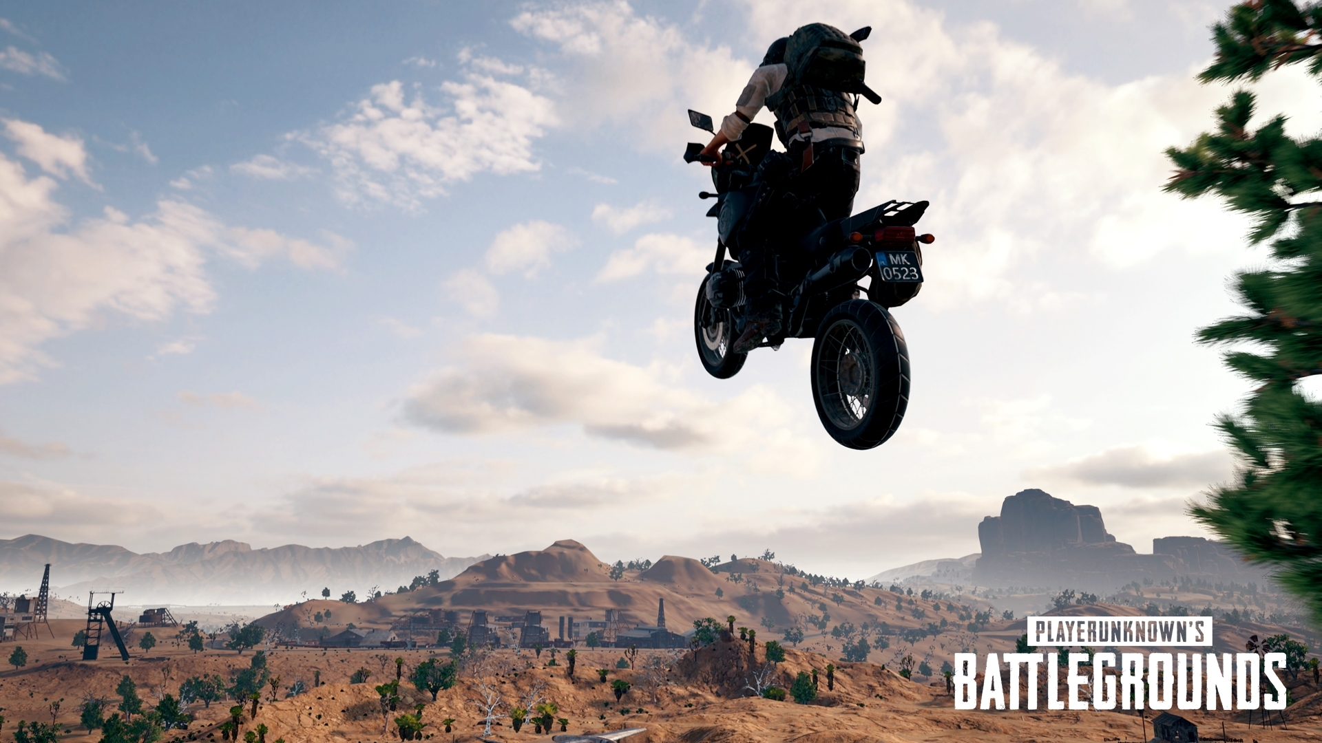 Pubg Bike Rider 4k Hd Games 4k Wallpapers Images: PUBG Will Get Ping Based Matchmaking