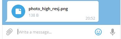 telegram zero day