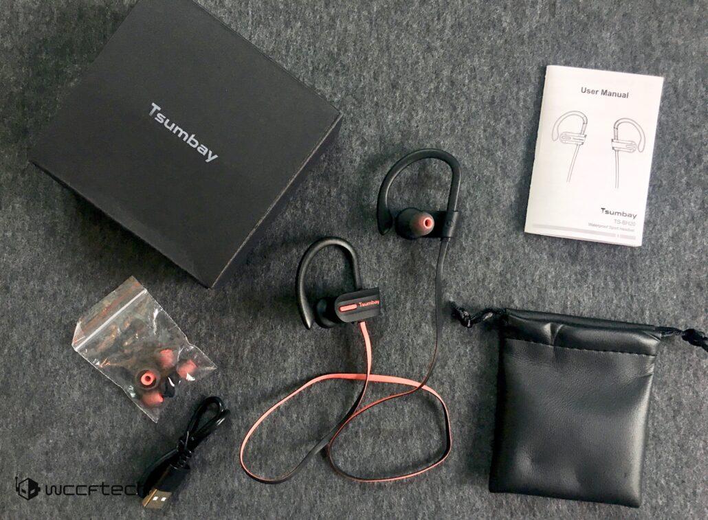 tsumbay ts-bh20 sport headphones