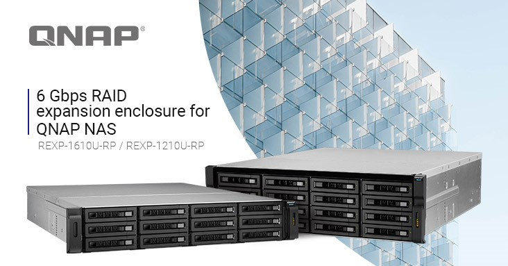 QNAP To Release New 6Gbps Enclosures For QNAP NAS And QXG-10G1T, a 5